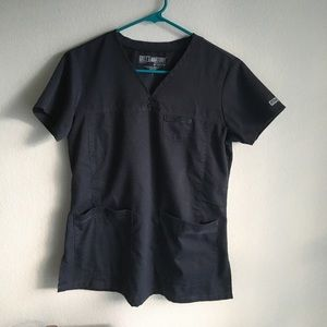 Greys anatomy scrubs shirt
